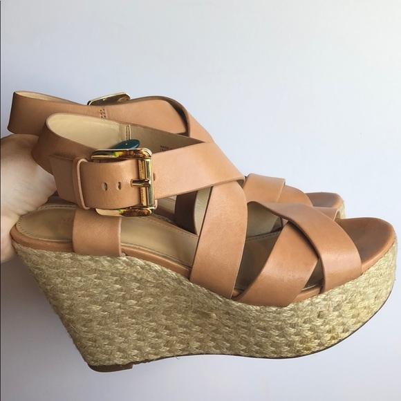 0440402f66 Michael Kors Shoes | Celia Wedges | Poshmark